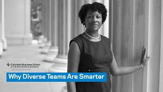 Why Diverse Teams Are Smarter
