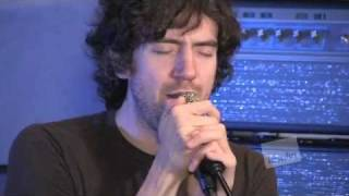 Snow Patrol New York CBS Radio Video Showcase