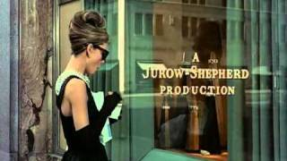 Breakfast at Tiffany's Opening Scene - HQ