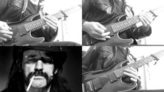 Motörhead - The Game 【Guitar Cover】