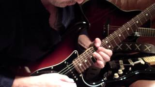 Paul McCartney: No More Lonely Nights (David Gilmour´s 1st Guitar Solo Cover)