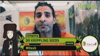 Herbie Interviews Dr Krippling Seeds