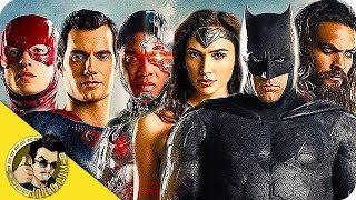 JUSTICE LEAGUE - WTF Happened to this Movie (2017) DC Superhero Film