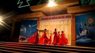 Gx Tân Châu - MÚA CHÚA ĐÃ ĐI VÀO TRẦN GIAN