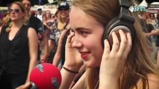 Pinkpop bezoekers horen als eersten 'Good Grief', de nieuwe Bastille - 3FM