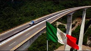 Súper Carretera México -Tuxpan