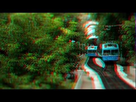 "Tilt shift ""MiniLook Kiev"" video in 3D | 3D Media Revolution TV"