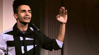 "Individual World Poetry Slam Finals 2015 - Anthony McPherson ""What Are You?"""
