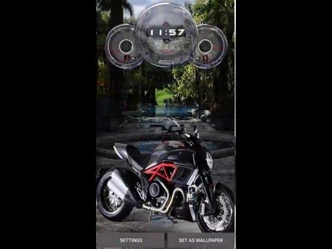 Clock Bike Wallpapers Hd 19 Descargar Apk Para Android