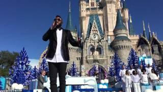 Jason Derulo- Can You Feel The Love Tonight- Disney Parks-Christmas Celebration