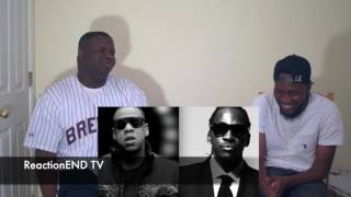 Pusha T -Drug Dealers Anonymous Feat. Jay Z Reaction
