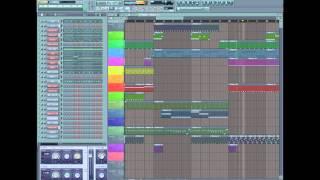 """Mindhack"" New School / Dirty South / Club Beat [Instrumental] Fruity Loops"