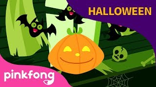Cinco Pequeñas Calabazas   Canciones de Halloween   Pinkfong Canciones Infantiles