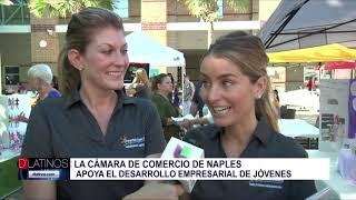 La Cámara de Comercio de Naples apoyando a los emprendedores