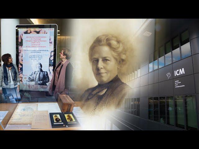 Augusta Dejerine Klumpke (1859-1927). Commémoration du 160e anniversaire de sa naissance