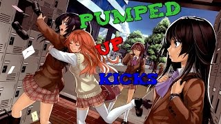 Nightcore - Pumped Up Kicks [Rock Cover]