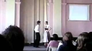 Česká polka -  David a Veronika