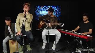 Conor Maynard & CashCash - All My Love (Billboard HQ performance)