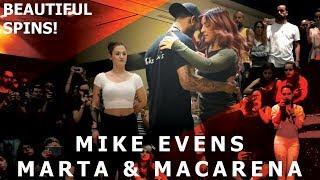 Empire Cast - Powerful / Mike Evens & Macarena Urban Kiz Dance @ Feeling Kizomba Festival 2017