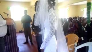Wedding of Roselyn and Godwin Martin - Prayer of Blessing