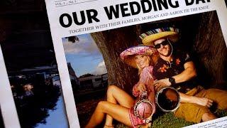 Morgan and Aaron Wedding Highlights