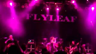 Flyleaf (with Kristen May)-Sorrow (Live) House of Blues Chicago 3/10/2013