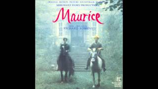Soundtrack Maurice (1987) - In Greece / The Wedding