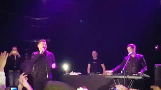 Akcent - Kochana wierzę w miłość  - live Manchester 2017