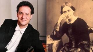 Clara Schumann - Romance op. 11 no. 1 in e flat minor / Tomer Lev - Piano