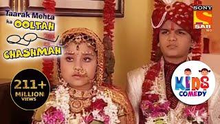 Tina's First Day With The Gada Family | Tapu Sena Special | Taarak Mehta Ka Ooltah Chashmah width=