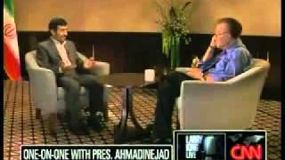 Ahmadinejad Speaks Truth To Larry King, Leaving Him Looking Like A Hypocrite & A Liar