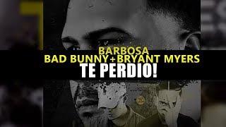Bad Bunny - Te Perdio / Te Descuido
