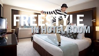 FKJ - INSTANT NEED | FREESTYLE | DANCE IN HOTEL ROOM