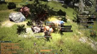 Black desert Giant play