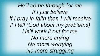 Kurt Carr - If I Tell God Lyrics