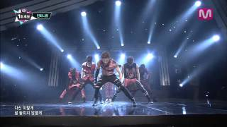 인피니트_Destiny (Destiny by Infinite@M COUNTDOWN 2013.7.25)