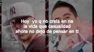 LOS PERROS SE ENAMORAN   Nicky Jam Ft Andy Rivera con letra) 2013