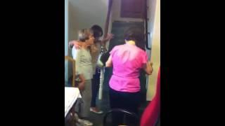 Família Ferreira e o bailinho da Madeira