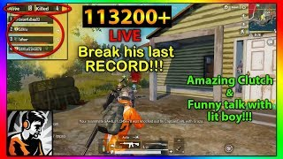 DYNAMO BROKE OWN Highest view RECORD💥 || Play with small child😊 || Full fun game || Highlight #10