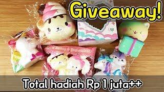 Heme Giveaway ke-1 ! Hadiah 1 Juta Rupiah++