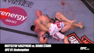 Submission of the Week: Krzysztof Soszynski vs. Brian Stann