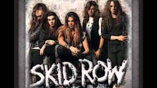 Skid Row-Livin' on a chain gang(Studio version)