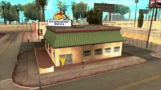 GTA San Andreas Pedestrian Voices - Cluckin' Bell Worker