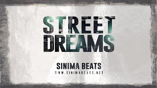 Street Dreams Instrumental (Deep Hip Hop / Freestyle Rap Beat) Sinima Beats