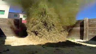U.S. Marines Blowing Stuff Up With C4 & TNT