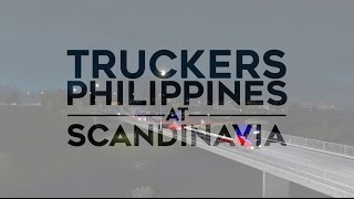 Truckers Philippines at Scandinavia - Euro Truck Simulator 2