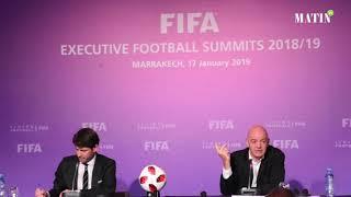 Gianni Infantino : Feu vert pour une candidature maroco-ibérique