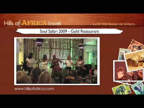 Soul Safari 2009 with Ainslie MacLeod – Gold Restaurant