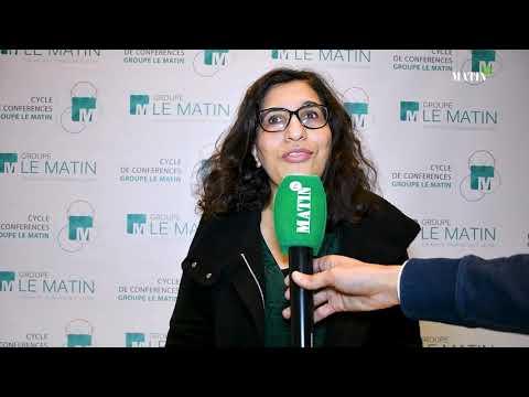 Video : CCGM 2020: Déclaration de Hanane Fzain, Program manager à la Fondation DROSOS