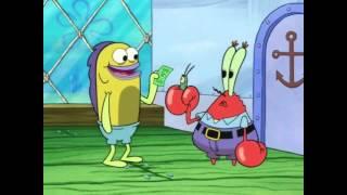 YTP Youtube Poop #1 | Spongebob Edited Plankton's Regular Chum Sticks